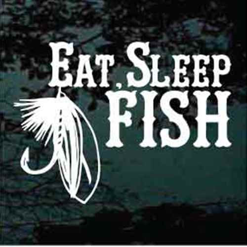 Eat Sleep Fish