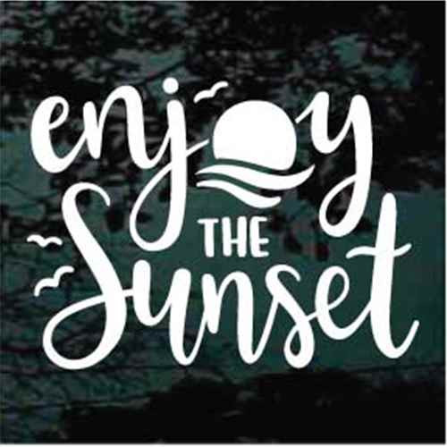 Enjoy The Sunset