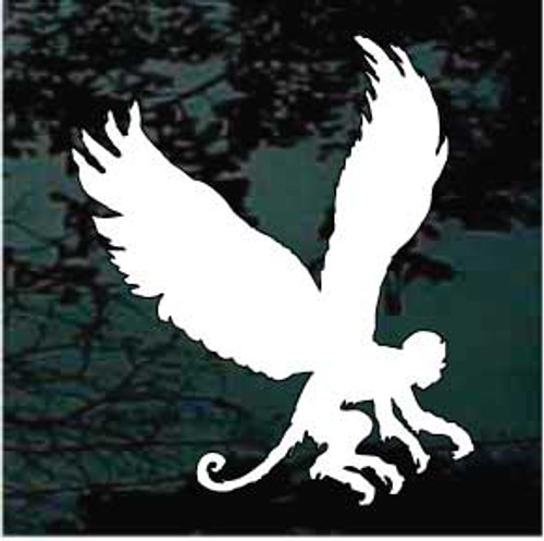 Flying Monkey Decals