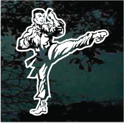 Martial Arts 02 Decals