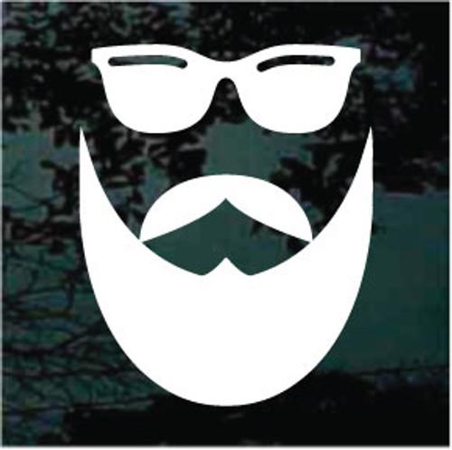 Hipster Mustache 02