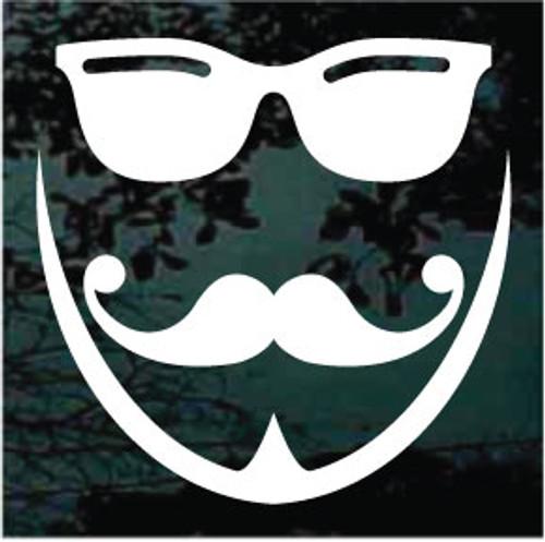 Hipster Mustache 05