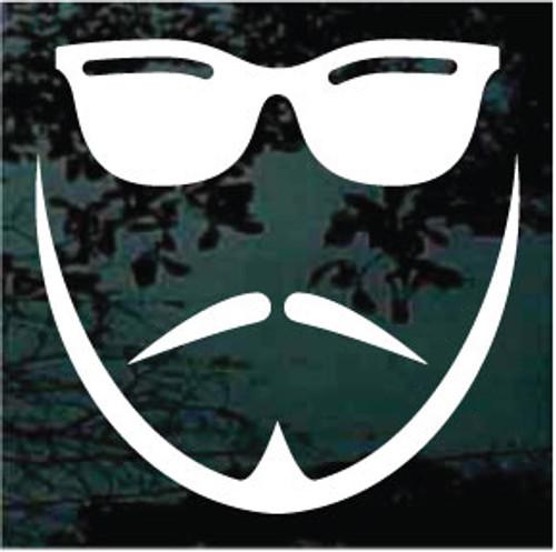 Hipster Mustache 06