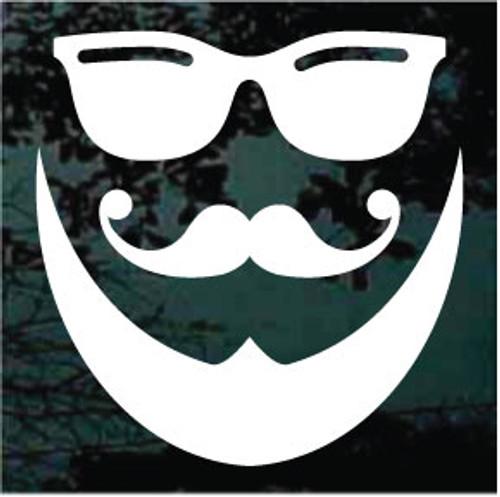 Hipster Mustache 09