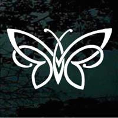 Celtic Butterfly Infinity Knot