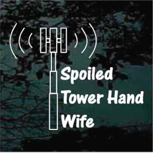 Spoiled Tower Hand Wife