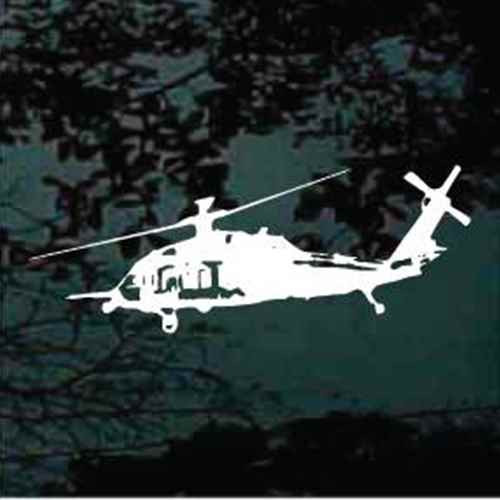 HH60 Helicopter Decals