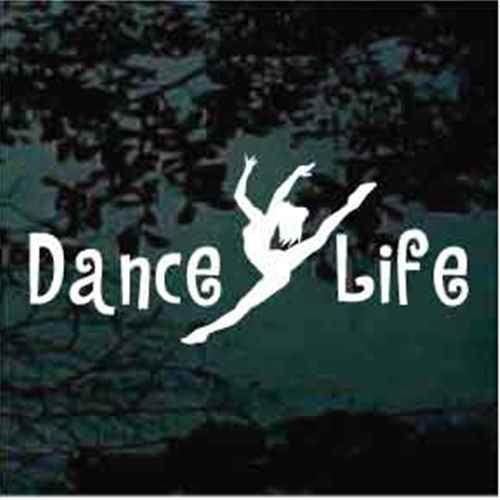 Dance Life Decals