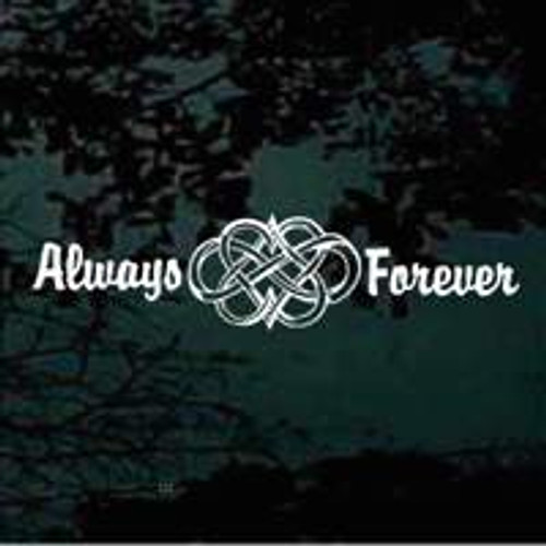 Infinity Hearts Always Forever
