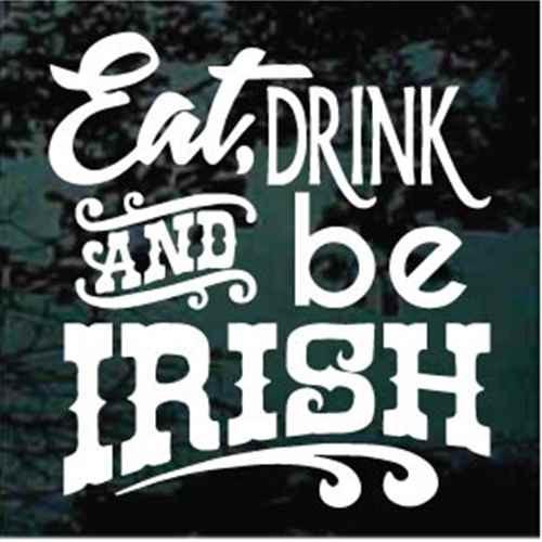 Eat Drink & Be Irish