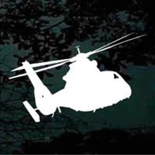 Flying Helicopter Decals
