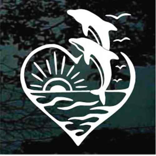 Dolphin Heart Scene