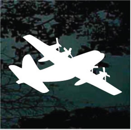 C130 Hercules Aircraft 01 Decals