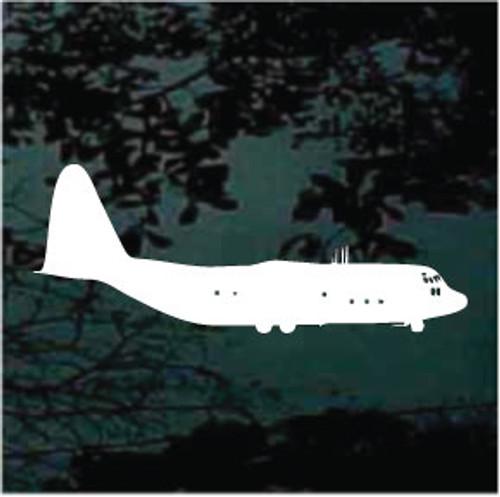 C130 Hercules Aircraft 02 Decals