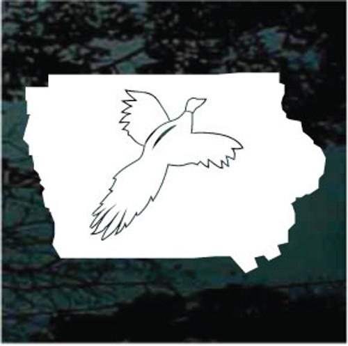 Iowa State Pheasant Hunter