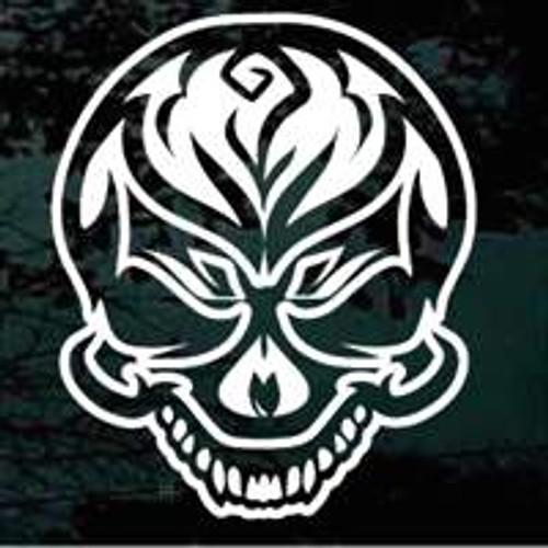 Tribal Skull 03