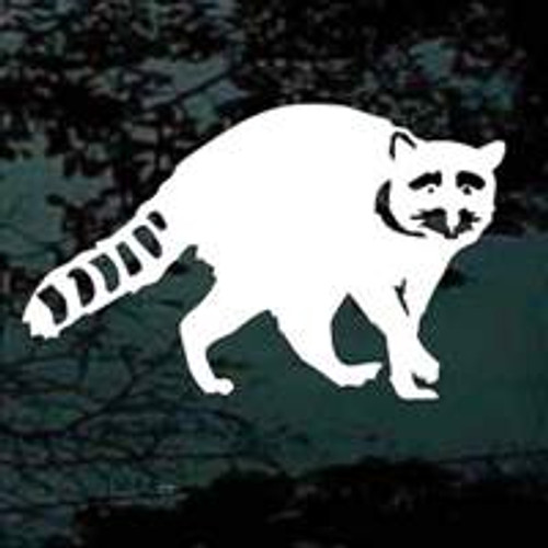 Elusive Raccoon Decals