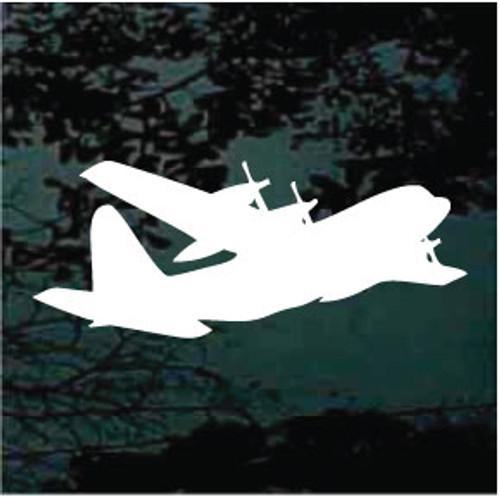 C130 Hercules Aircraft 03 Decals