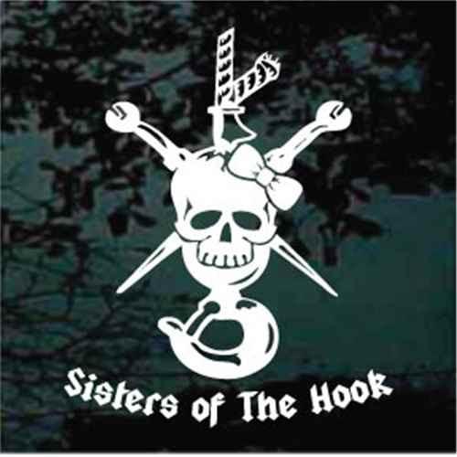 Sisters Of The Hook Custom