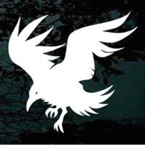 Tribal Crow 01