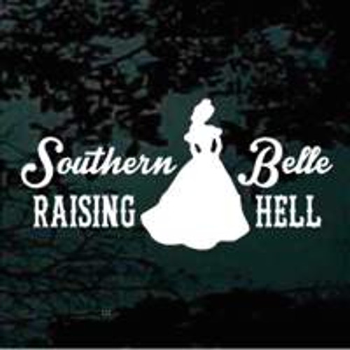 Southern Belle Raising Hell 02