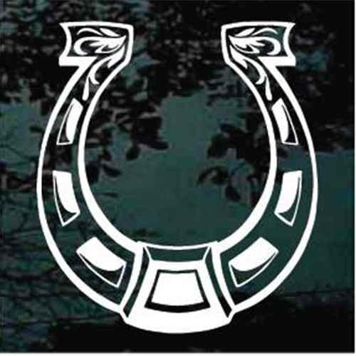 Detailed Horseshoe