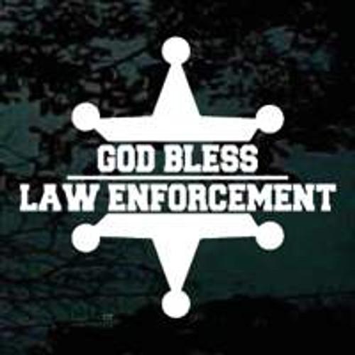 God Bless Law Enforcement