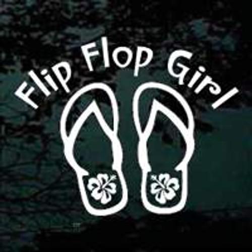 Flip Flop Girl 01