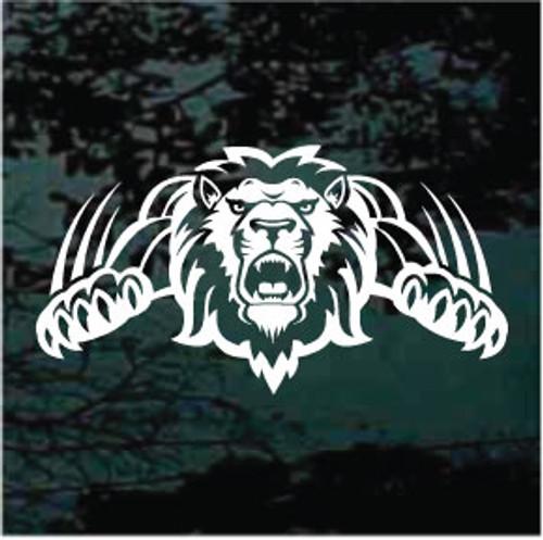 Lion Mascot (03)