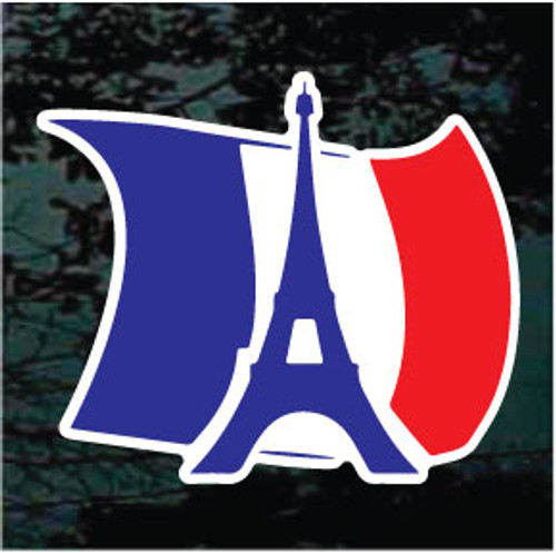 Eiffel Tower Flag