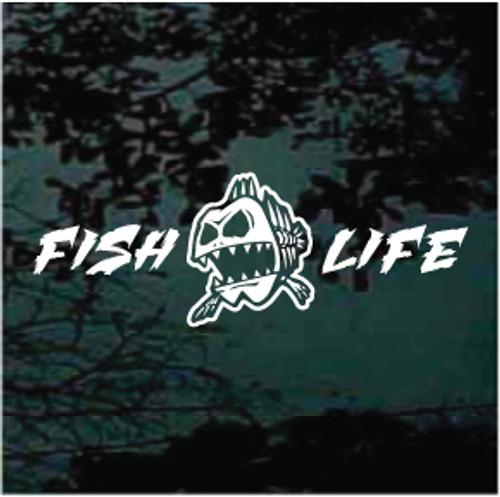 Fish Life Skeleton Fish