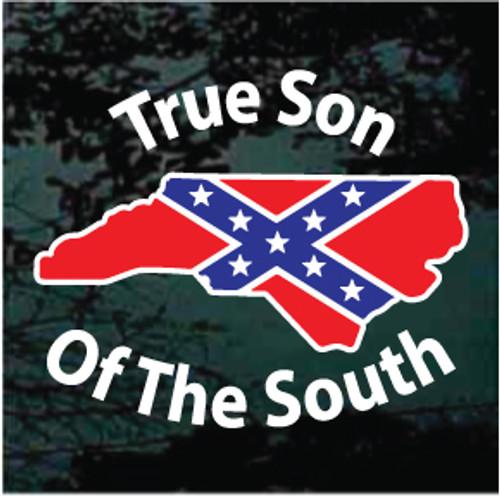 North Carolina True Son Of The South
