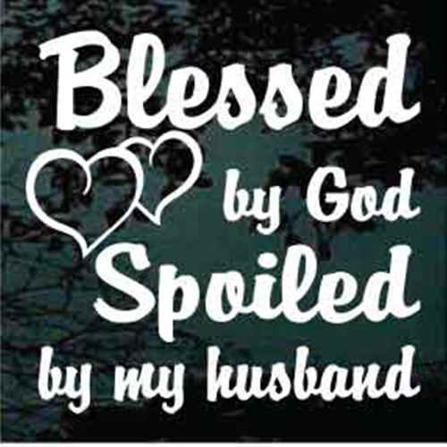 Blessed By God Quote