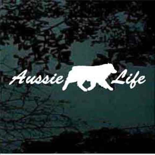Aussie Life Decals