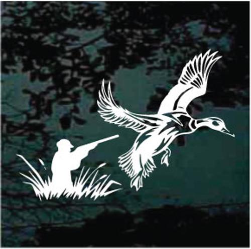 Duck Hunter Shooting