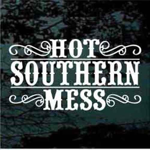 Hot Southern Mess