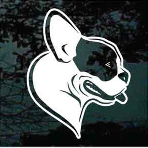 French Bulldog Simple Head