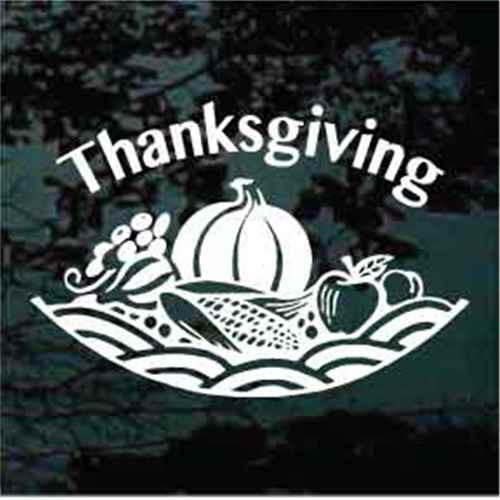 Thanksgiving Quote With Food