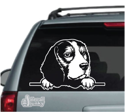 beagle-decals-stickers