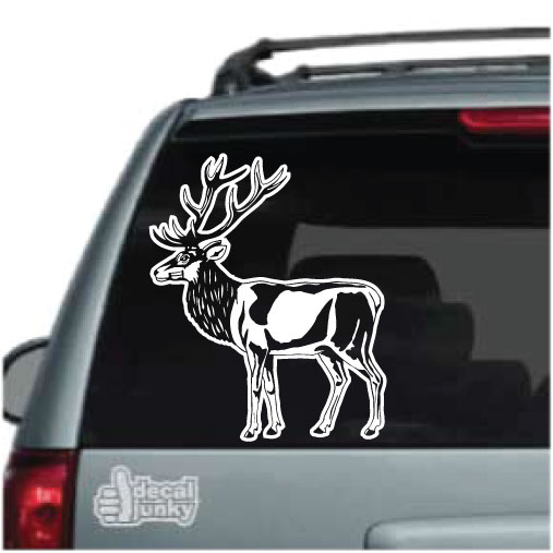 caribou-hunting-decals-stickers