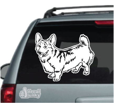 corgi-decals-stickers