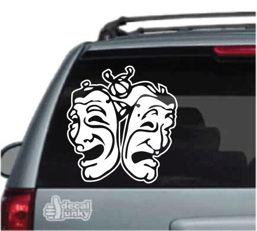 drama-mask-decals-stickers