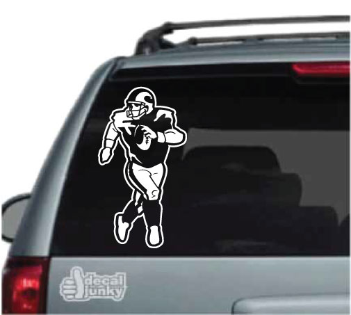 football-decals-stickers