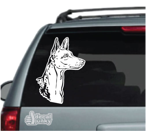 ibizan-hound-decals-stickers