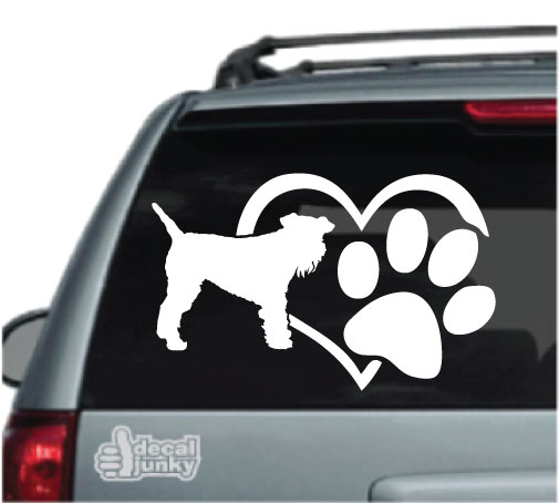 kerry-blue-terrier-decals-stickers