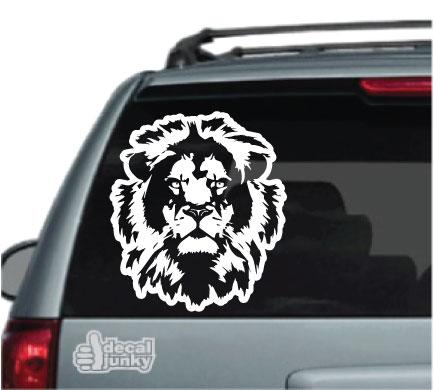 lion-decals-stickers
