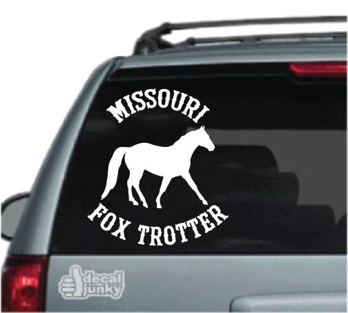 missouri-fox-trotter-decals-stickers