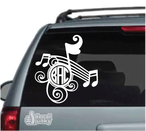 music-entertainment-decals-stickers