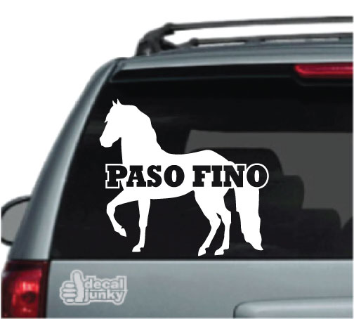 paso-fino-horse-decals