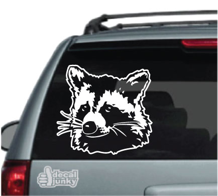 raccoon-decals-stickers